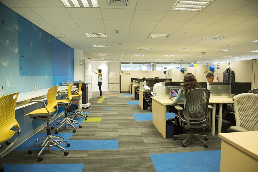 Oficinas corporativas de microsoft en lima for Oficinas de microsoft