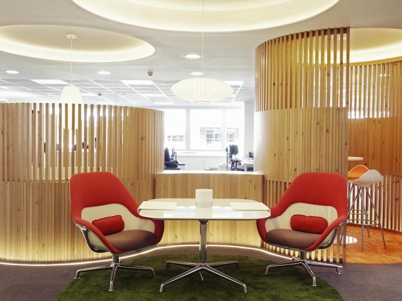 Nuevas oficinas de unibail rodamco en madrid for Oficinas de ing en madrid
