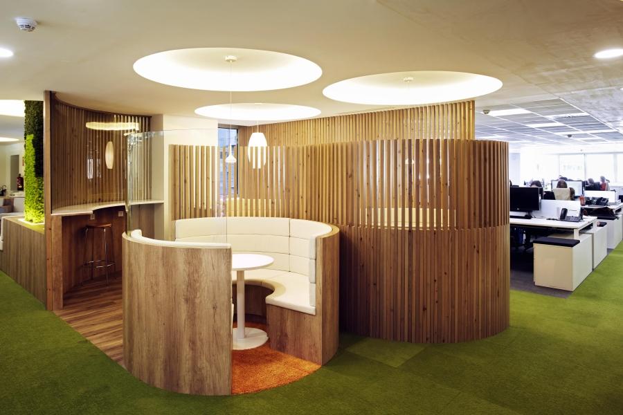 Soluciones integrales en dise o de espacios 3g office for Oficinas de sanitas en madrid