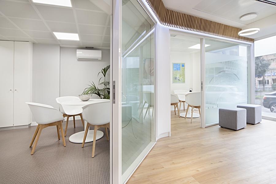 el nuevo modelo de oficina comercial de sanitas