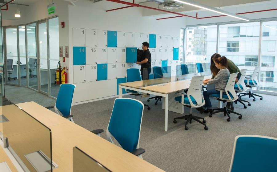 Coworking Ubicua 3g office Peru