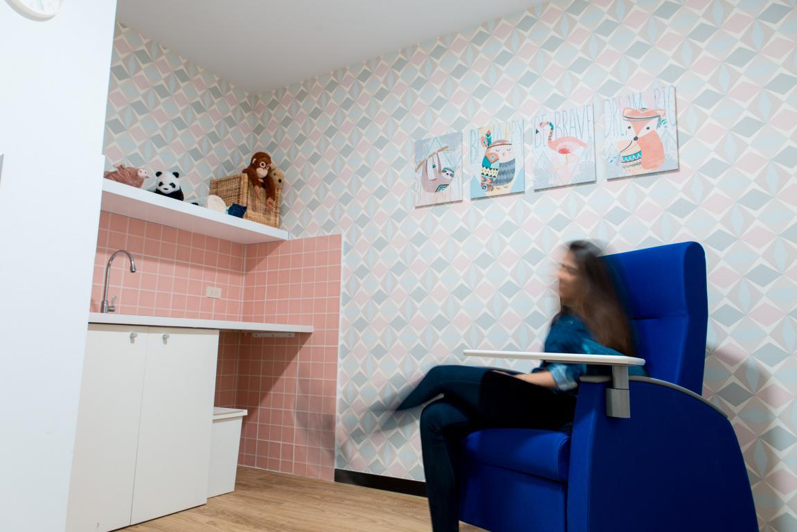 Nestle Sala de relax
