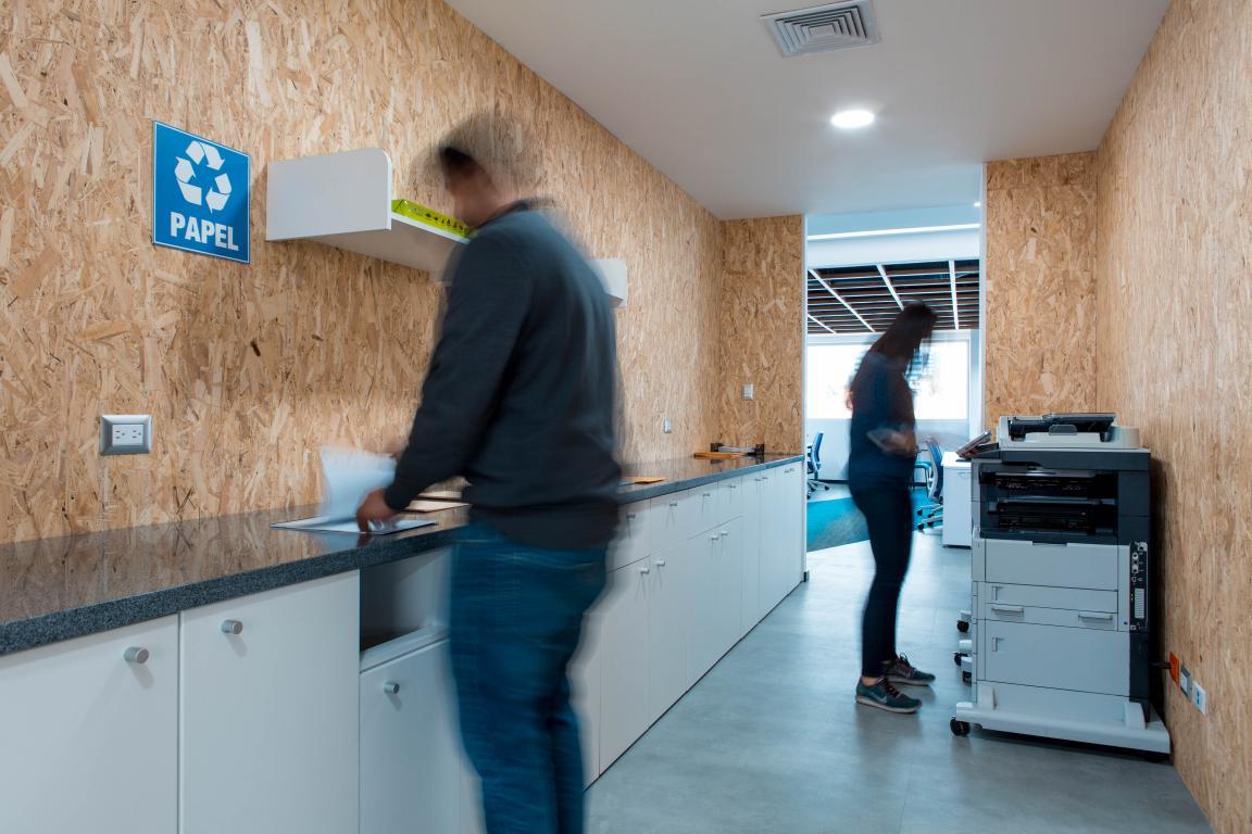 Nestle Reciclaje e impresión