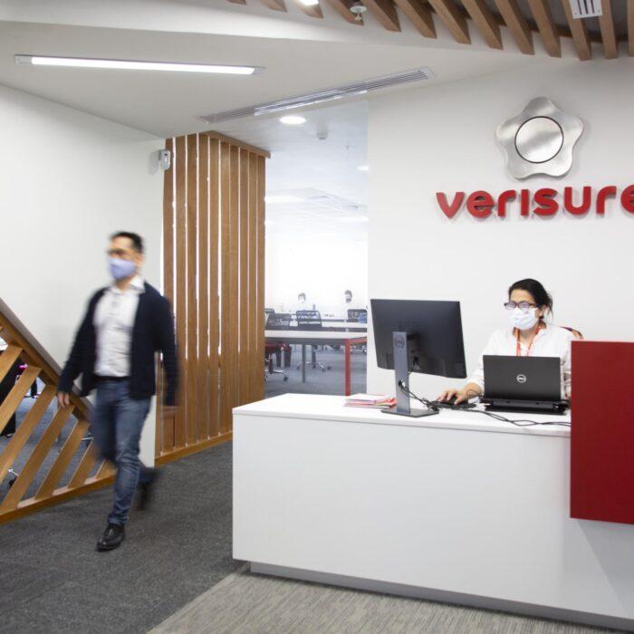 Las nuevas oficinas de Verisure en Perú